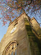 Brindle St James' Church