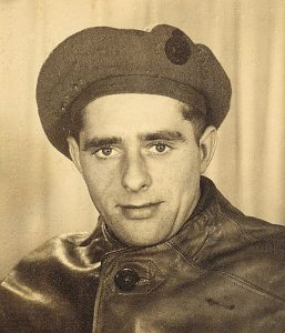 Ralph Power served as a soldier during World War II