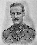 Capt. Vere De Hoghton who was killed at Loos in 1915